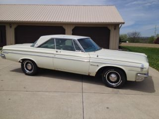 1964 Dodge Polara 500 Rare Car Hard To Find Great Car To Restore photo