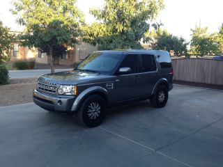 2011 Land Rover Lr4 Hse Sport Utility 4 - Door 5.  0l photo
