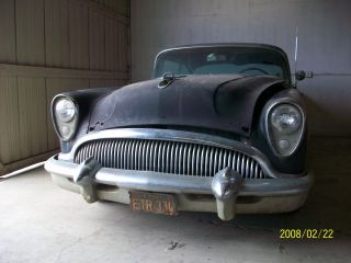 1954 Buick Century Coupe photo