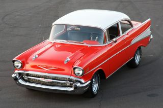 1957 Chevrolet 2 Door Hardtop photo