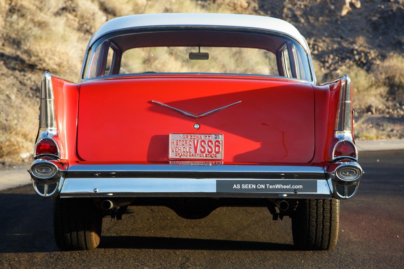 1957 chevrolet 2 door hardtop for 1957 chevy two door hardtop