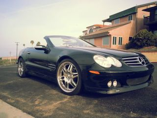 2005 Brabus Mercedes - Benz Sl 500 photo