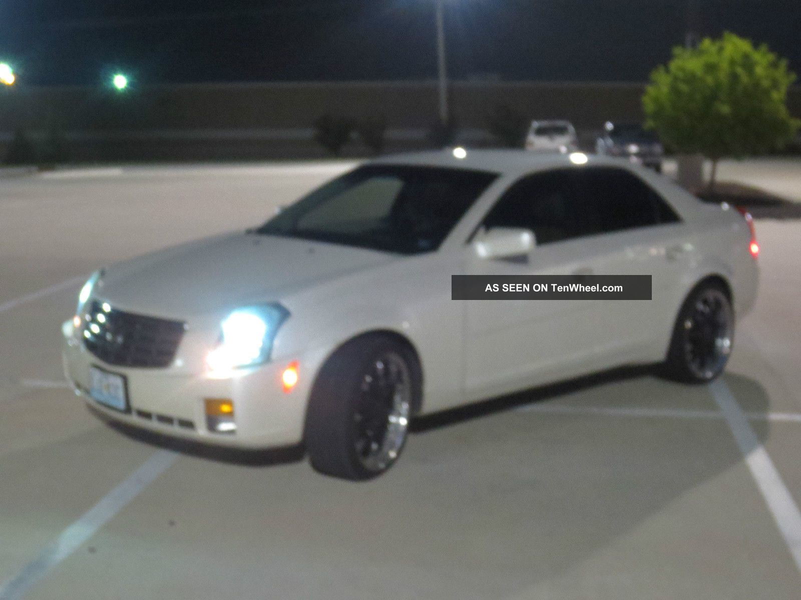 Cadillac Cts W / Extra ' S Custom 2005 Manual (rare) 2.  8l + Fuel Economy CTS photo