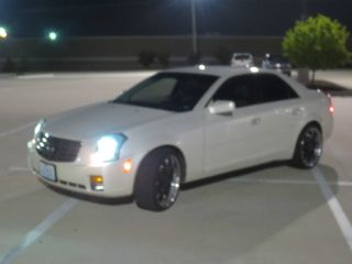 Cadillac Cts W / Extra ' S Custom 2005 Manual (rare) 2.  8l + Fuel Economy photo