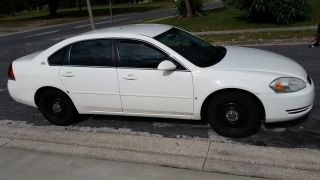 2007 Chevrolet Impala Ltz Police Edition photo