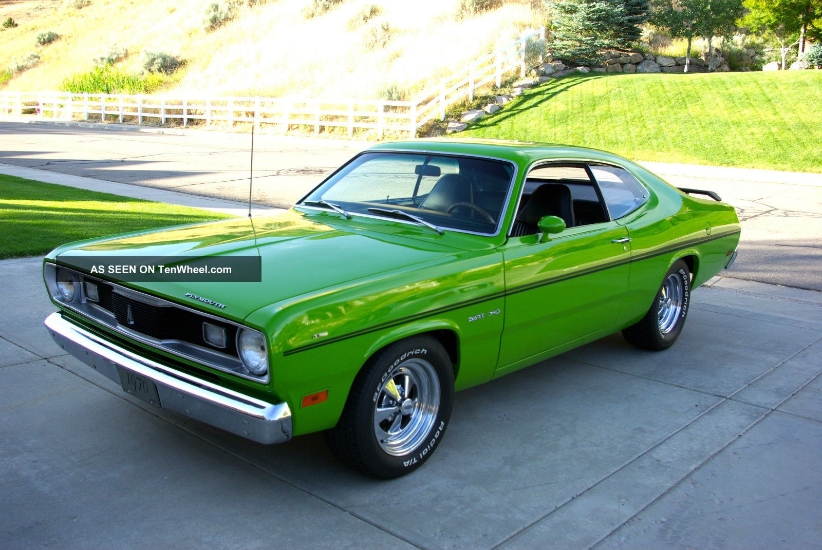 1970 Plymouth Duster 340 - Numbers Matching Duster photo