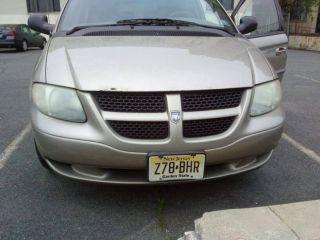 2001 Dodge Grand Caravan Sport 3 3l photo