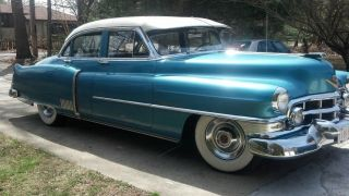 1952 Cadillac Fleetwood photo