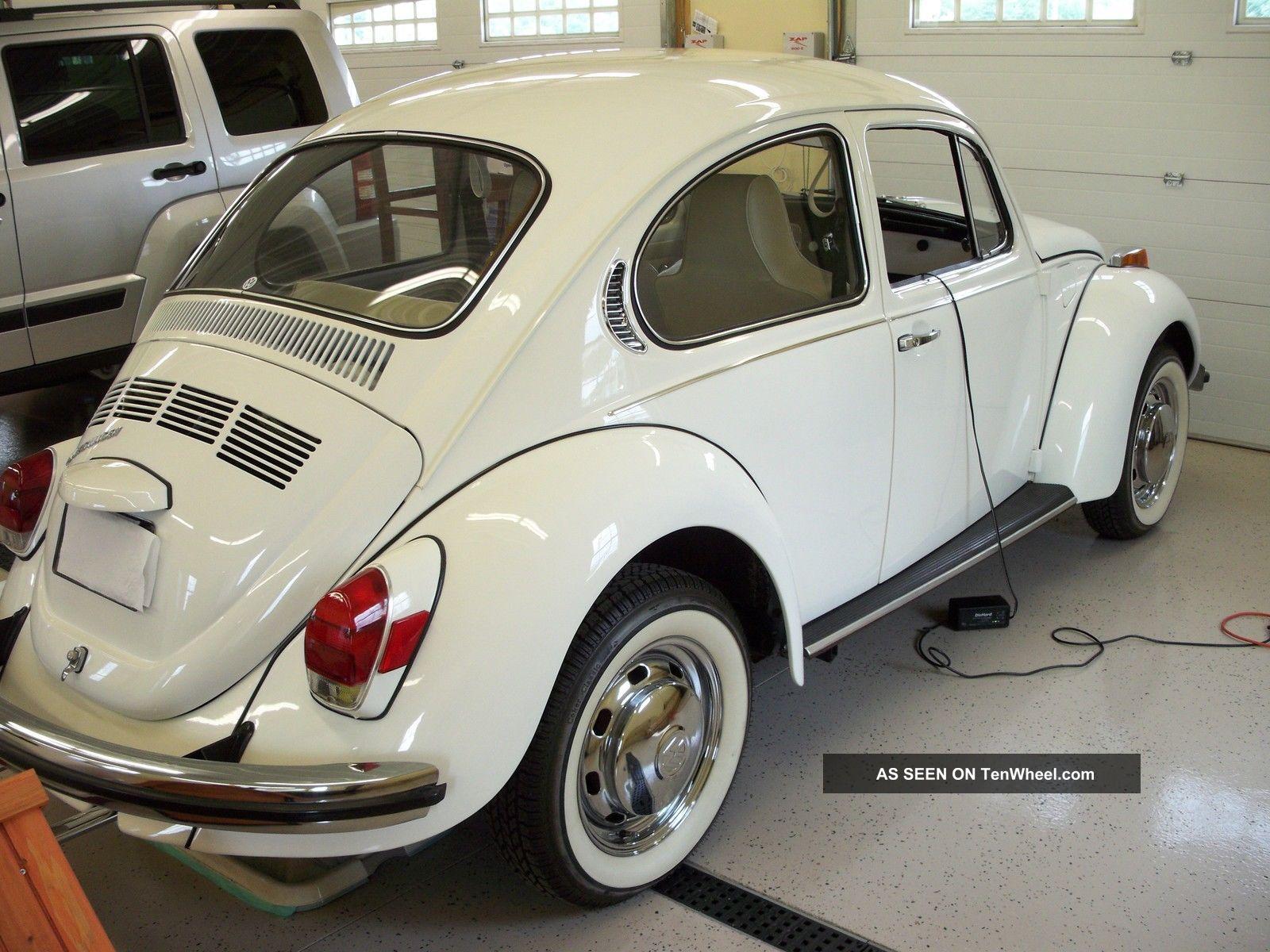 1972 Volkswagen Beetle Beetle - Classic photo