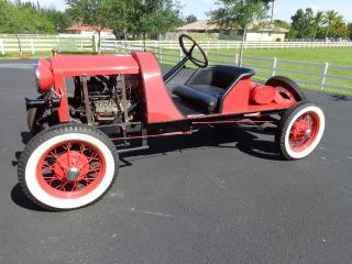 1930 Ford Model A Speedster Flat Head V8 / 60 Hp photo