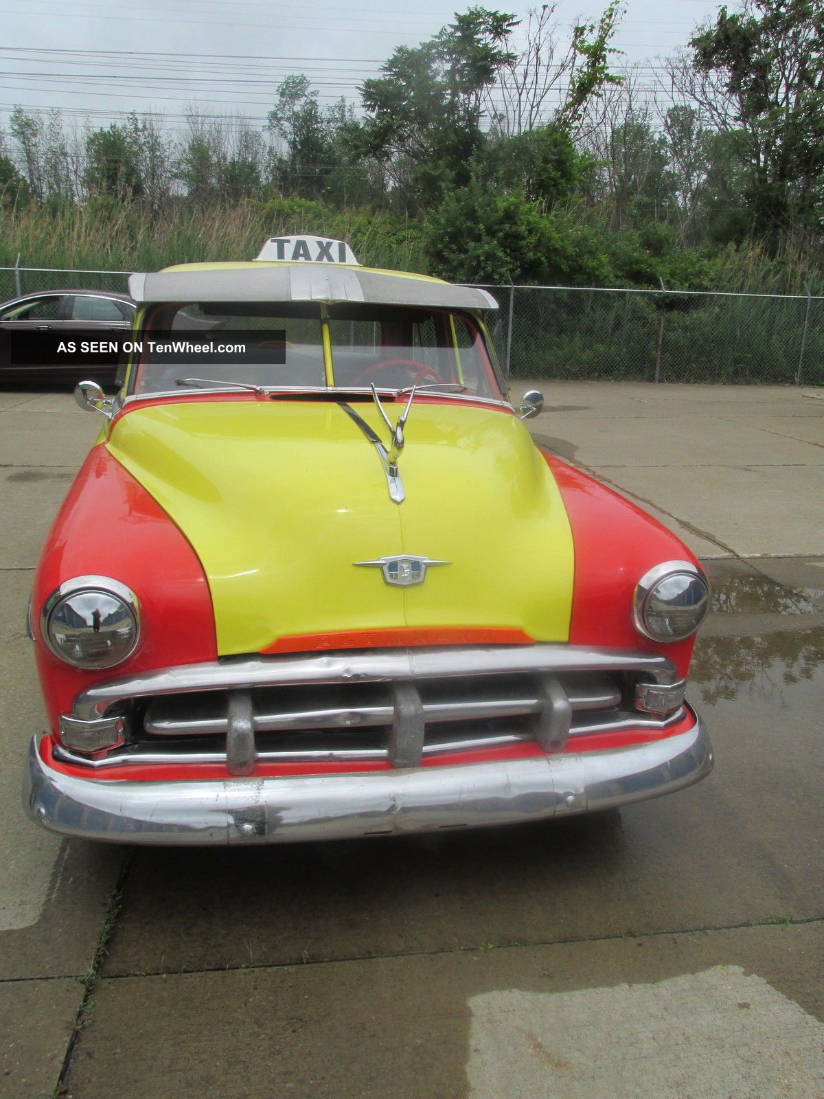 Awesome 1951 Plymouth 4 Door Sedan Other photo