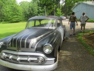 1953 Chevy 2 Door Sedan photo