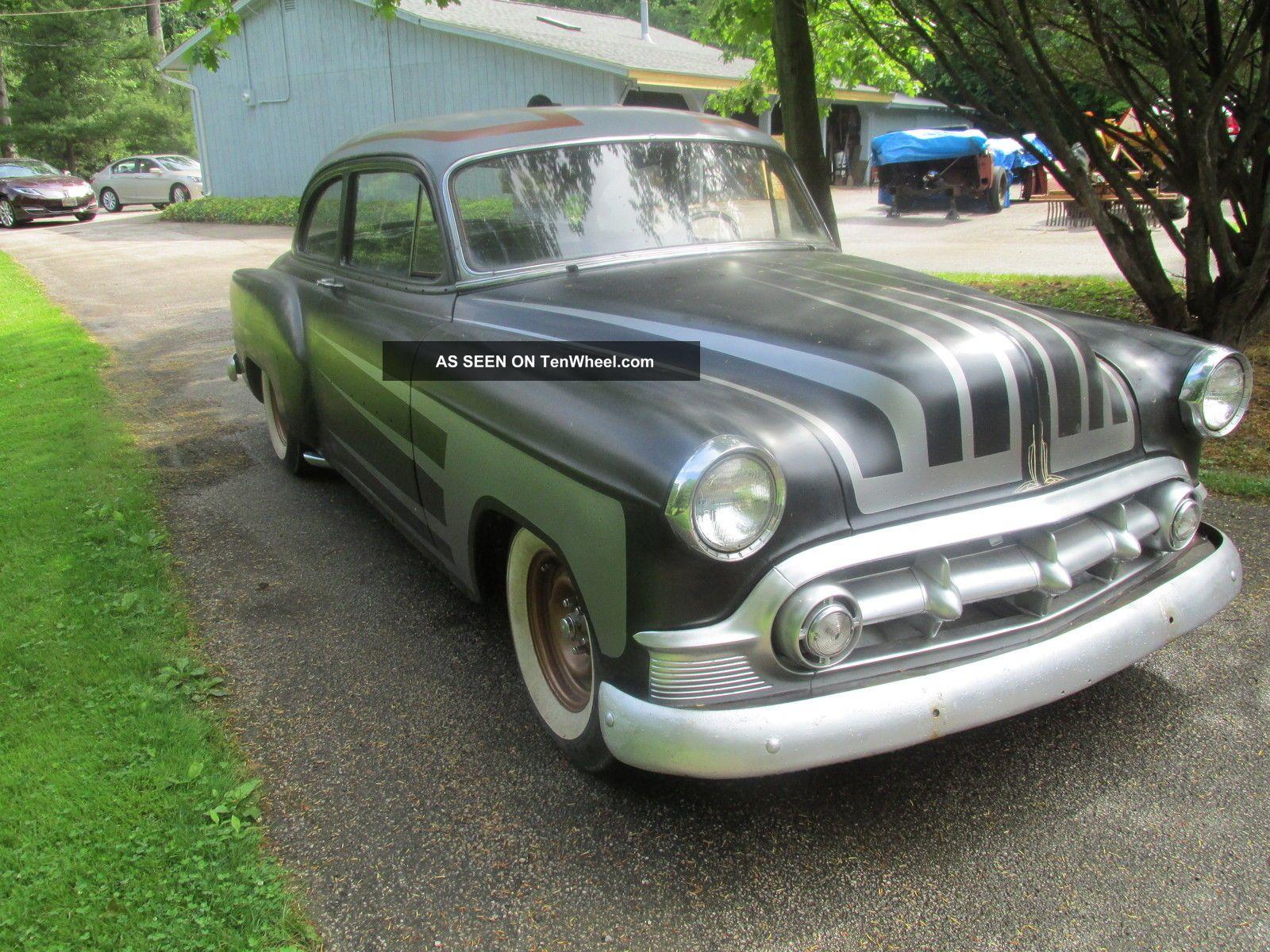 1953 chevy 2 door sedan for 1953 belair 2 door