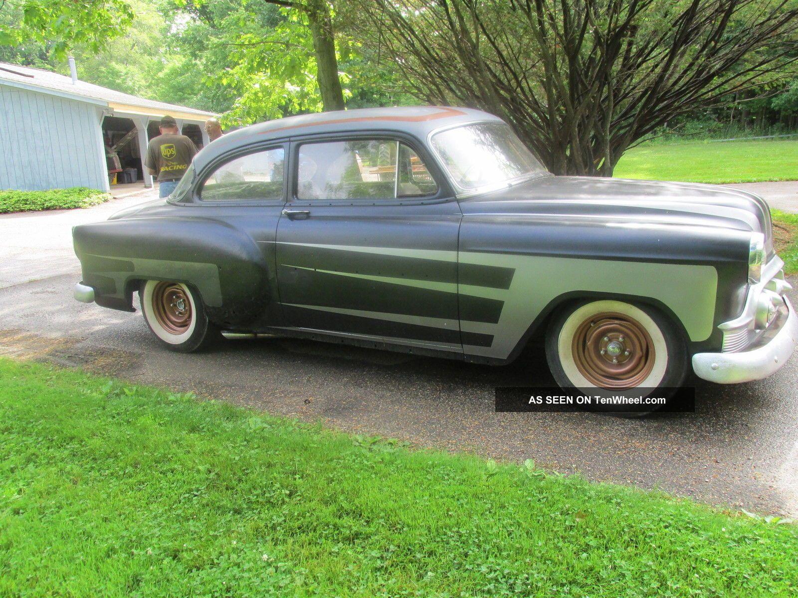 1953 Chevy 2 Door Sedan