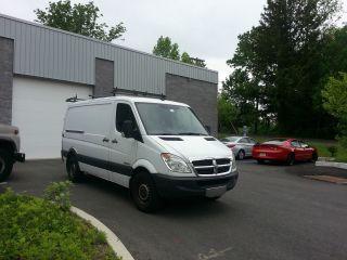 2008 Dodge Sprinter 2500 Base Standard Cargo Van 3 - Door 3.  0l photo