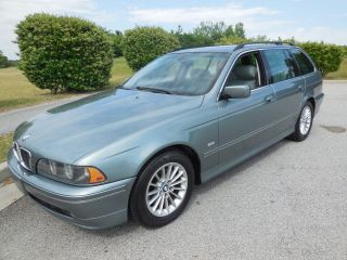 2003 Bmw 540it photo