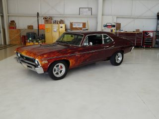 Documented 1970 Nova Ss,  Block,  Rust,  All Done Turn Key photo