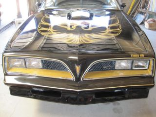 1978 Trans Am Se W72 4 - Speed Manual Trans photo
