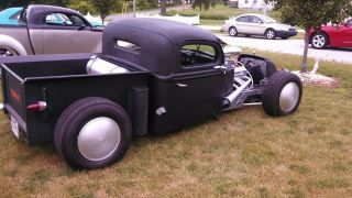 1937 Ford Pickup Rat Rod Street Rod photo
