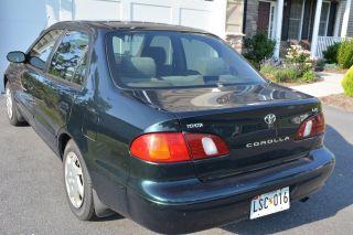 1999 Corolla Le Sedan - 78.  5k Mileage - photo