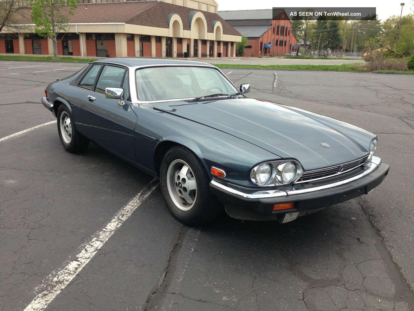 1985 jaguar xjs coupe daily driver or easy restoration. Black Bedroom Furniture Sets. Home Design Ideas