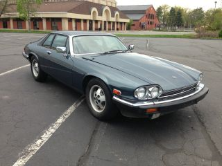 1985 Jaguar Xjs Coupe Daily Driver Or Easy Restoration photo