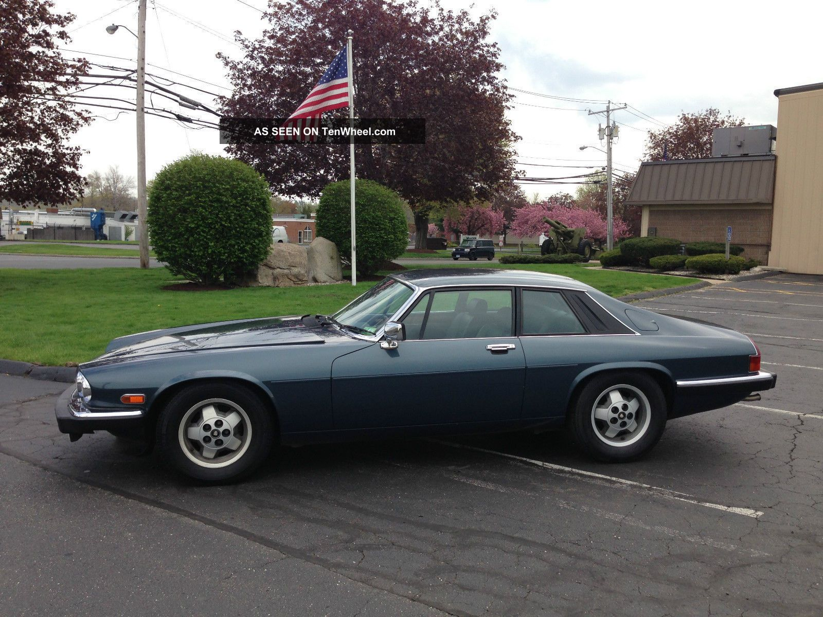 1985 Jaguar Xjs Coupe Daily Driver Or Easy Restoration