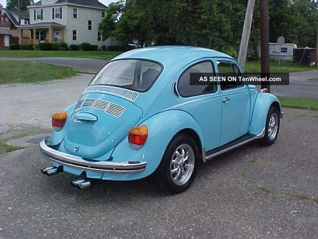 1973 Vw Beetle Quot Bug