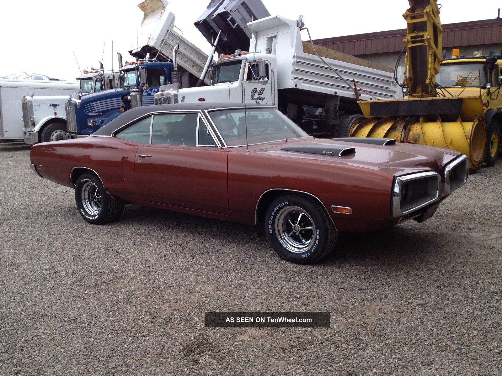 1970 Dodge Coronet 440 Hardtop 2 - Door,  440 Engine,  Clone Coronet photo