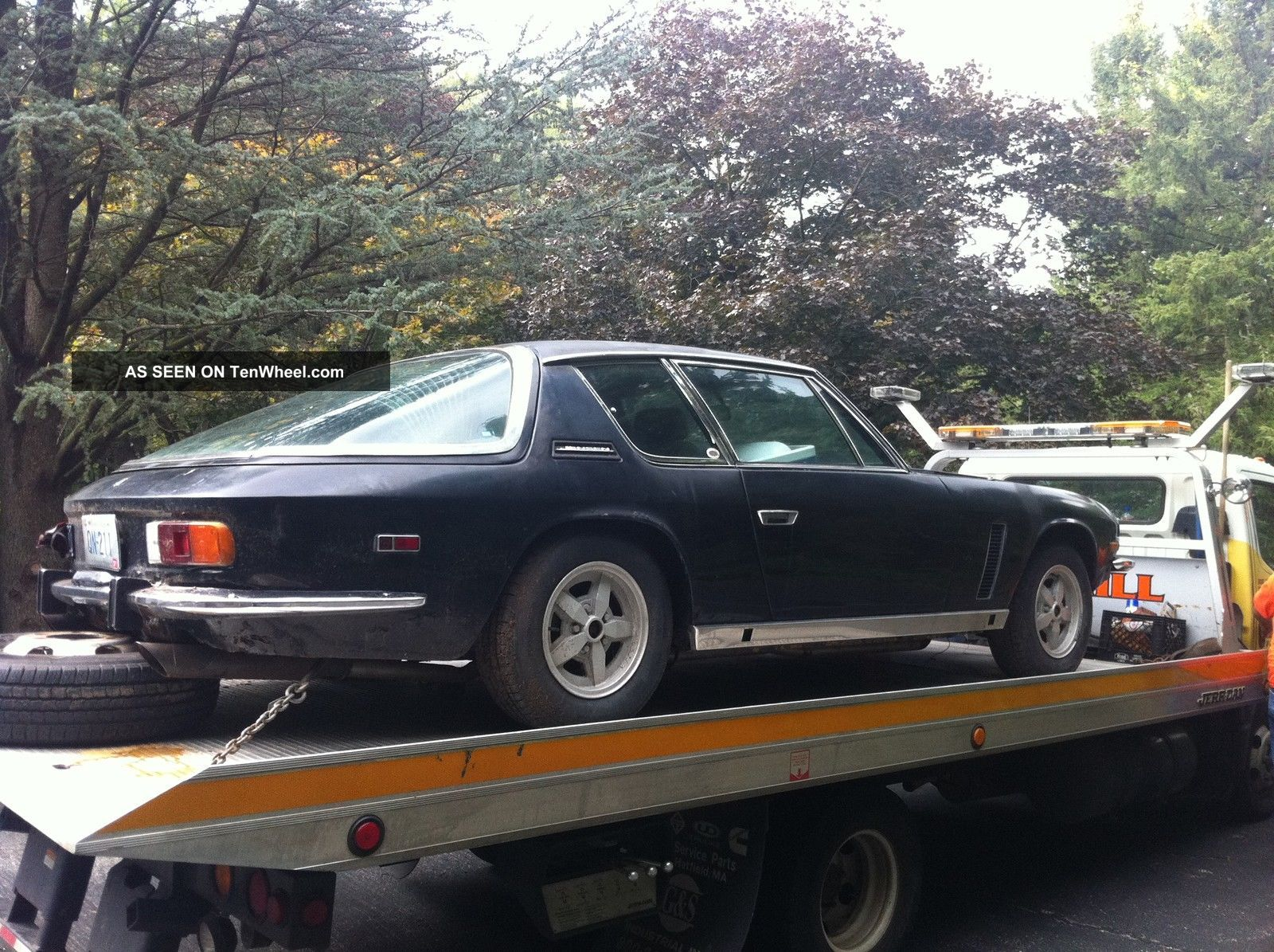 1973 Jensen Interceptor Project Car Other Makes photo