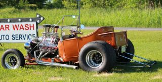 1923 Ford T Bucket photo