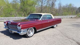 1964 Cadillac Fleetwood 60 Special Originally Arizona Now In Minnesota photo