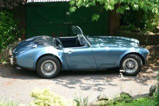 Austin Healey 100 / 6 V8 Cobra Lhd 1957 Ford 289 photo