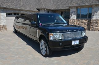 2005 Range Rover Suv Stretch Limo. photo