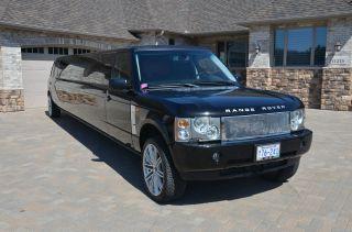 2005 Range Rover Suv Stretch Limo. photo
