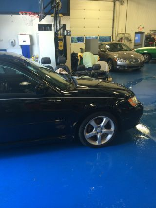 2006 Subaru Legacy Awd Black W / photo