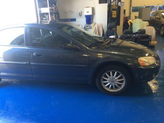 2002 Chrysler Sebring Lx Plus Sedan 4 - Door 2.  4l photo