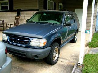 2001 Ford Explorer Xls Sport Utility 4 - Door 4.  0l photo
