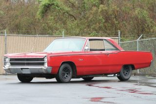 1967 Plymouth Fury Iii – 2 Door Hardtop - V8 318 Cid 2bbl - 727 Torqueflight A / T photo