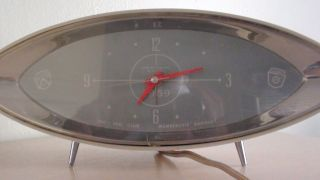 1959 Ford Crest Desk Clock. . . . . photo