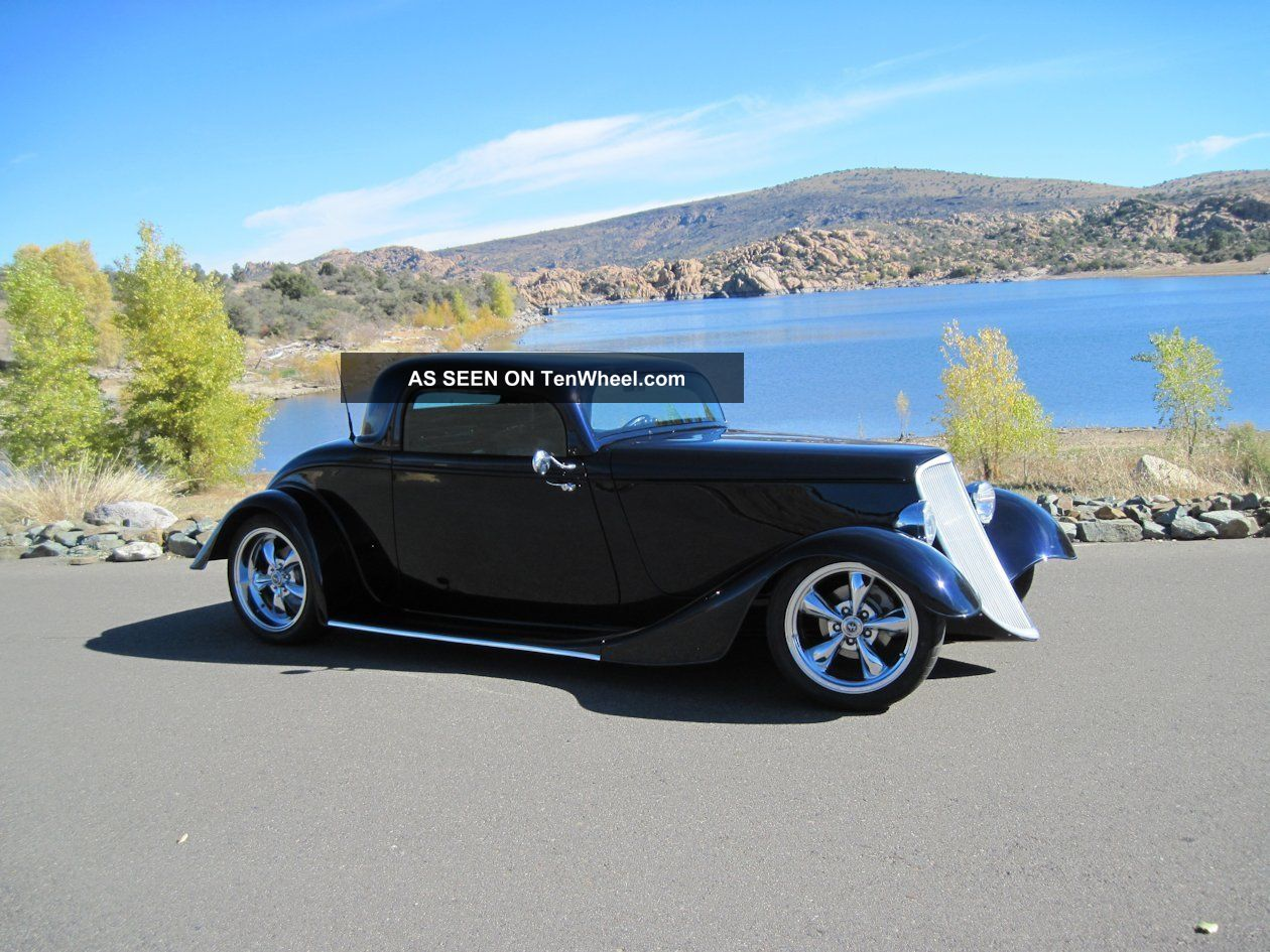 1933 Factory Five Hot Rod Coupe Replica Replica/Kit Makes photo