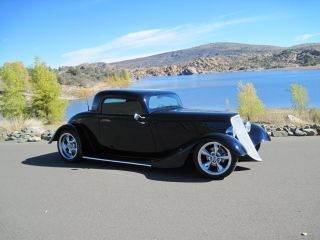 1933 Factory Five Hot Rod Coupe Replica photo