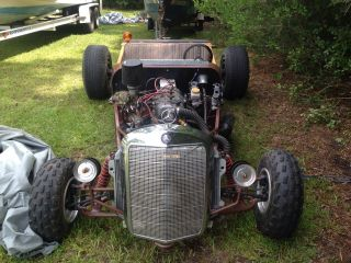 1979 Toyota Ratrod 5 Speed photo