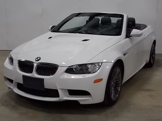 2009 Bmw M3 Base Convertible W / 31k photo