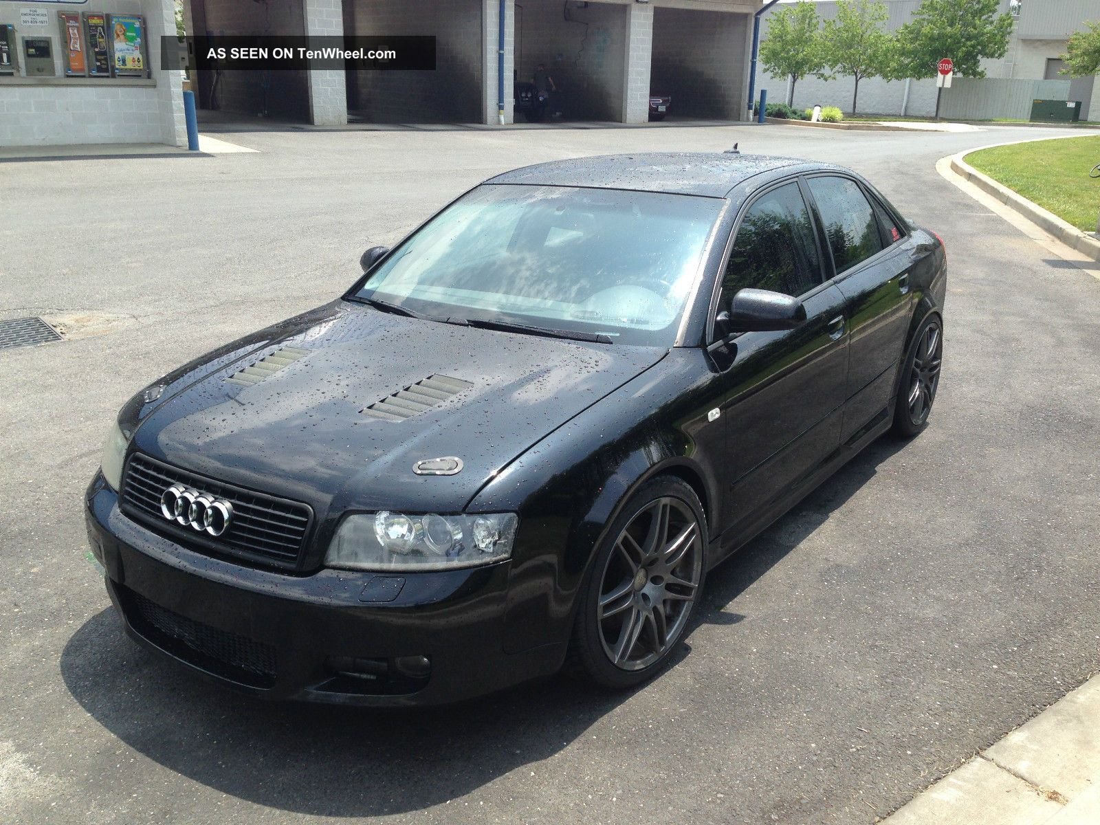 2003 audi a4 1 8t quattro stage4 big turbo show car 85k s4 rs4. Black Bedroom Furniture Sets. Home Design Ideas