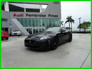 2012 Xkr - S 5l V8 32v Automatic Rwd Coupe Premium Black Ipod photo