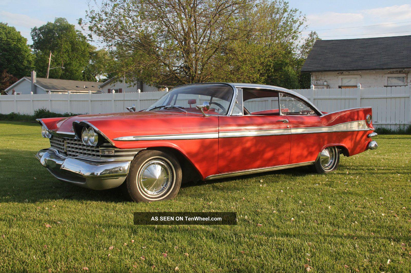 1959 Plymouth Fury Sport 5 2l