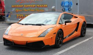 2004 Lamborghini Gallardo Manual,  Service Records,  Clear Bonnet $35k+ In Add Ons photo