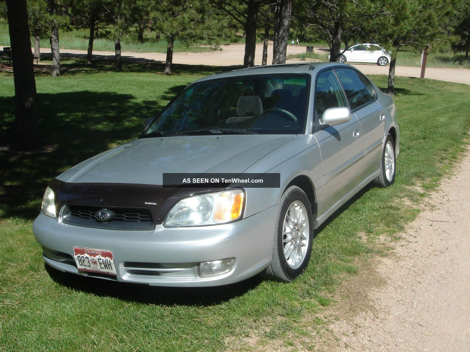 2003 Subaru Legacy L Se Sedan 4 - Door 2.  5l (included) Legacy photo