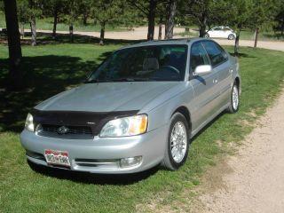 2003 Subaru Legacy L Se Sedan 4 - Door 2.  5l (included) photo